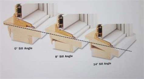 Window Sill Angle by Andersen Woodwright Fiberglass And Pvc Exterior Lasts For