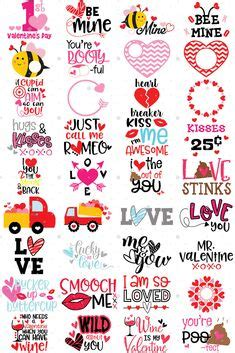 Accentuate your planner, notebook or stationery today with stylish, functional stickers. Valentine's Day Hearts Clipart Clip Art Love Clipart Clip ...