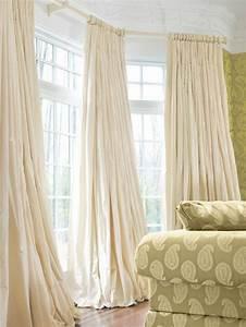 Gardinen Für Große Fenster : lange gardinen ~ Bigdaddyawards.com Haus und Dekorationen