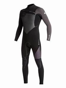 4/3mm Highline Plus Chest Zip Wetsuit 191274037080 ...