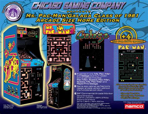 Multigame Video Arcade Games Multiplayer Factory