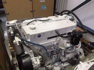 Cummins Qsm11-660hp Marine Engine Rebuilt Pair