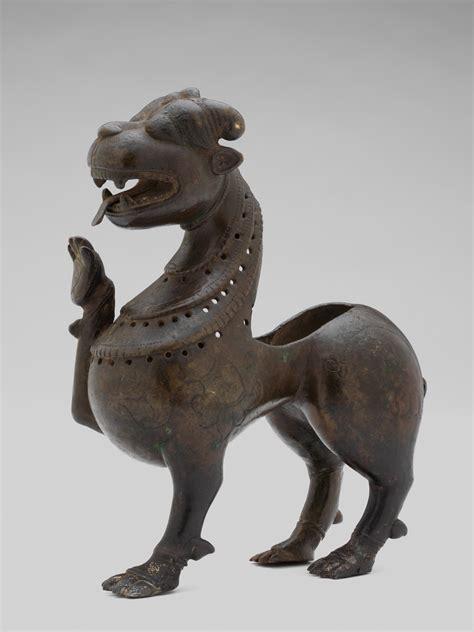 harvard art museums collections incense burner