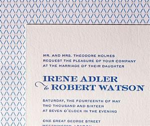 letterpress wedding invitations charmed london design With letterpress wedding invitations london