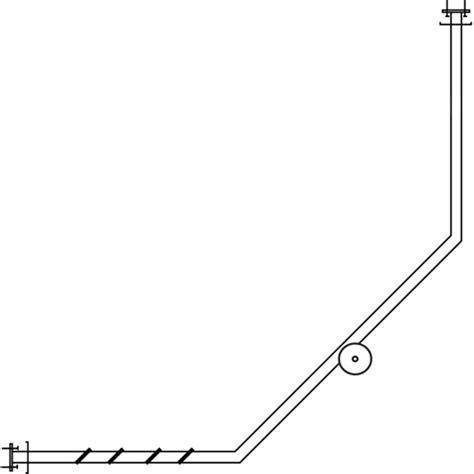neo angle curtain rod kit