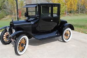 1925 Ford Model T Coupe  U2013 Sold