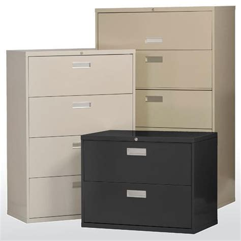 Sandusky Filing Cabinets Canada by Sandusky Lateral Filing Cabinet 600 Series 2 3 4 5