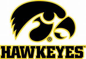 University Of Iowa Wall Decals Hawkeyes Tigerhawk Decal Set