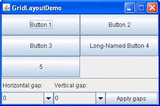 java swing layout a visual guide to layout managers the java tutorials