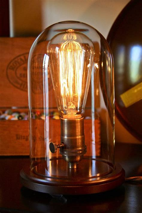edison bulb desk l etsy industrial pipe l with edison bulb why not