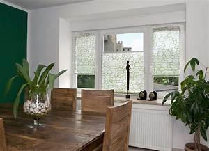 Gardinen Für Küche Esszimmer : dekorativer lichtschutz rollos und plissees f rs esszimmer ~ Markanthonyermac.com Haus und Dekorationen