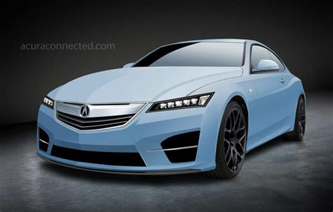 rendered 2016 acura coupe acura connected