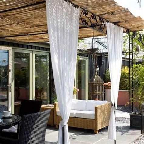 jete canapé les voiles d ombrage pour embellir notre jardin ou balcon