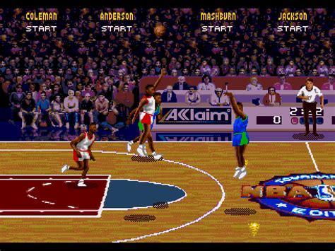 OCDgamer.dk: NBA Jam