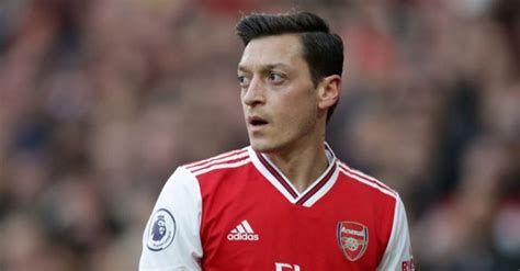 Mesut Ozil could be on his way to Serie A next month ...
