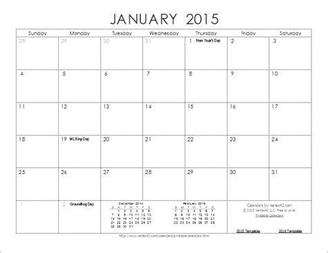 Microsoft Office Calendar Template 2015 Costumepartyrun