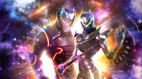 Fortnite Omega And Oblivion By Robustmyaft On Deviantart