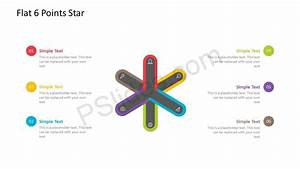 Free Flat 6 Point Star Diagram