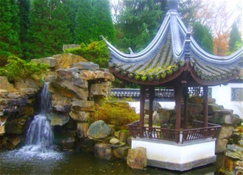 Der Botanische Garten In Bochum 2017  Der Chinesische
