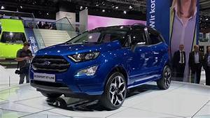 Ford Ecosport St Line 2018 : 2018 ford ecosport st line facelift walkaround at ~ Kayakingforconservation.com Haus und Dekorationen