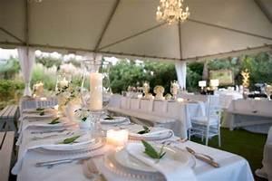 Idee Deco Salle De Mariage : 10 decorations de salle de mariage vertes d coration mariage tendance ~ Teatrodelosmanantiales.com Idées de Décoration