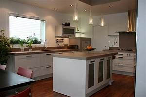 Ilot central cuisine nos conseils deco for Idee deco cuisine avec construire sa cuisine