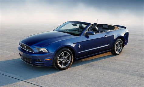 2013 ford mustang convertible price car and driver