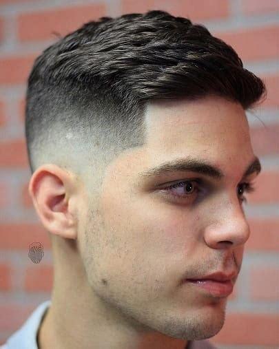 coupe homme dégradé court coupe cheveux homme court 2018