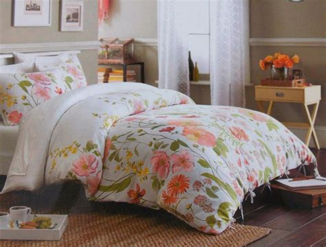 Threshold Floral Duvet Cover Set-botanical Wildflower King