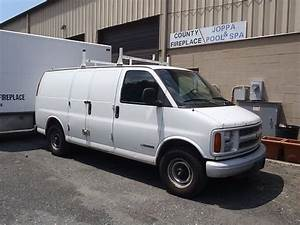 Sell Used 1997 Chevy Express Van 3500 Cargo Runs And