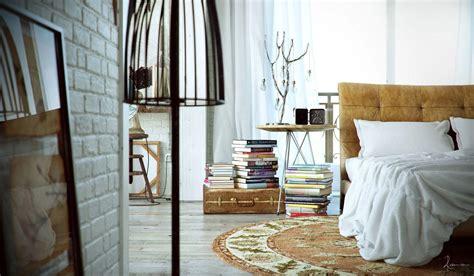 bedroom decor industrial bedrooms with detail Industrial