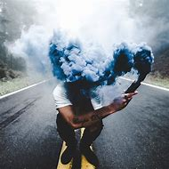 Tumblr Smoke Bomb Photography