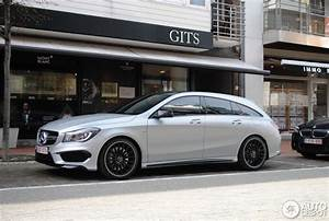 Mercedes Cla Break : mercedes benz cla 45 amg shooting brake 17 april 2015 ~ Melissatoandfro.com Idées de Décoration