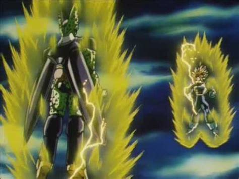 trunks  perfect cell original japanese youtube
