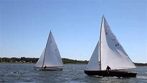 S-boat Fleet Racing At The 2013 Herreshoff Regatta