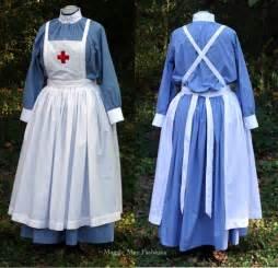 WW1 Red Cross Nurse Uniform