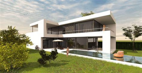 Moderne Architektur Häuser Kaufen by Unglaublich Architektenhaus Bauen Designhaus Architektur