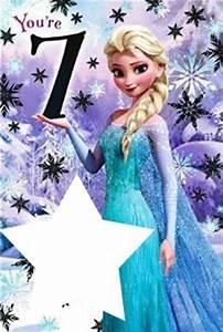 Joyeux Anniversaire Reine Des Neiges : montage photo anniversaire 7 ans reine des neiges pixiz ~ Melissatoandfro.com Idées de Décoration