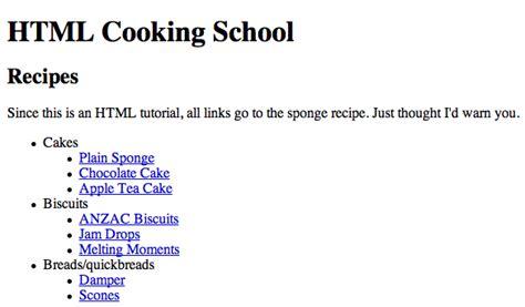 Html Lists Dev Opera