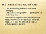 Claims Made Malpractice Insurance Policy Pictures