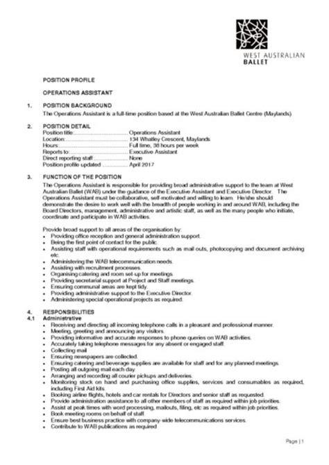 purchasing assistant description rn duties