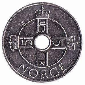 1 Norwegian Krone coin - Exchange yours for cash today