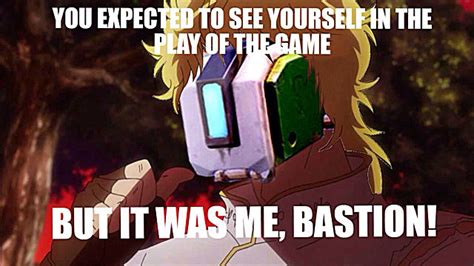 Bastion Memes - the funniest overwatch images and gifs overwatch