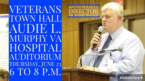south texas directors town hall south texas veterans