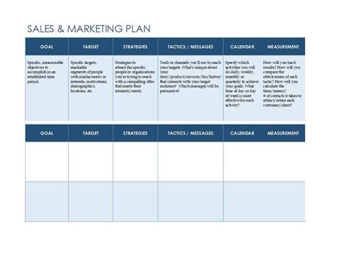 marketing plan spreadsheet spreadsheet downloa marketing