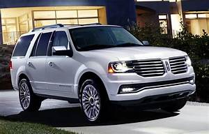 2015 Lincoln Navigator - Overview