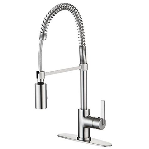 modern kitchen faucets stainless steel enzo rodi erf7209251ap 10 modern commercial kitchen