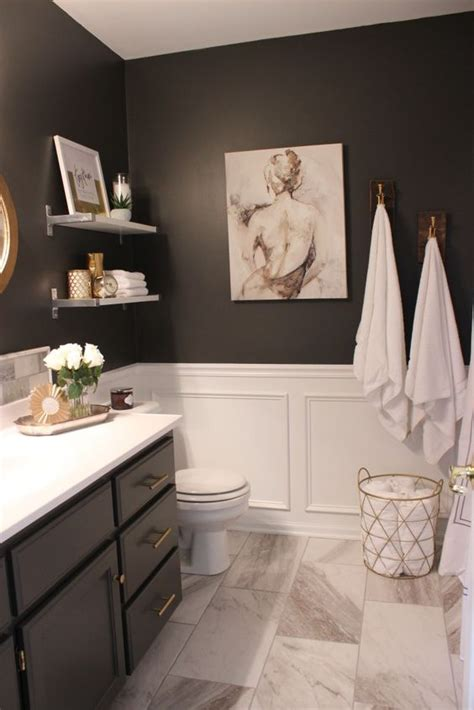 black white and silver bathroom ideas 25 flooring ideas with pros and cons digsdigs