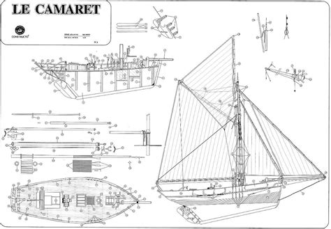 Fishing Boat Plans by Free Plans Small Ships Boats