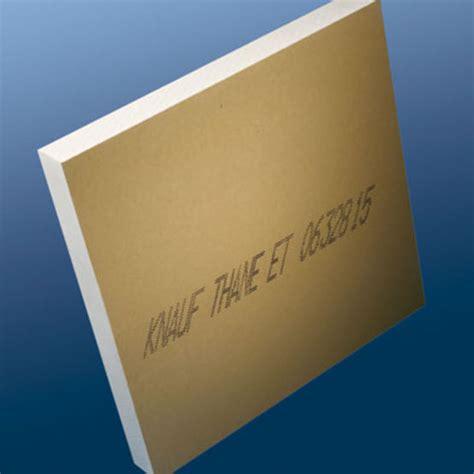 isolant exterieur polyuréthane panneaux isolants en polyur 233 thane knauf thane et knauf